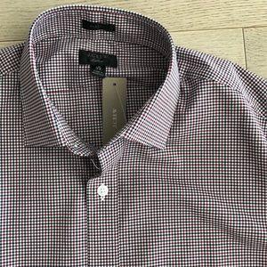 J. Crew men's classic dress shirt NWT